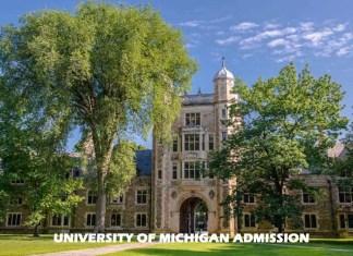 University of Michigan Admission