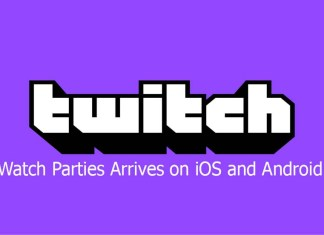Twitch Watch Parties Arrives on iOS and Android