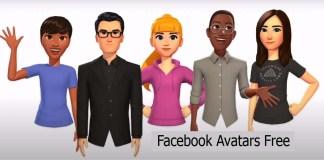 Facebook Avatars Free