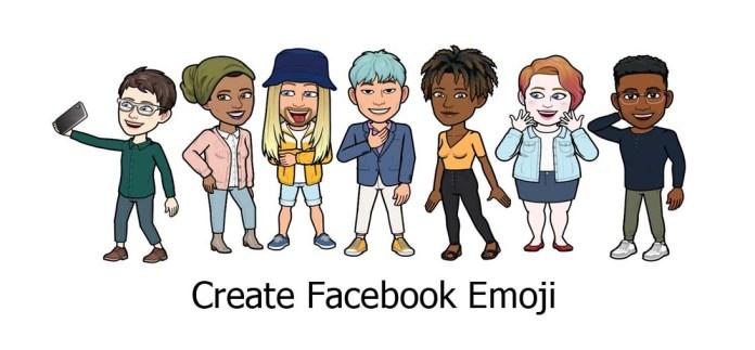Create Facebook Emoji