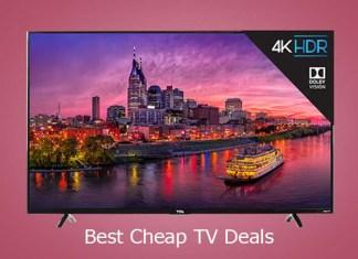 Best Cheap TV Deals