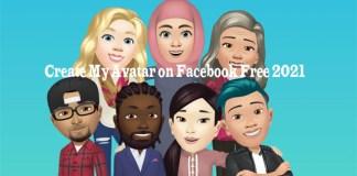 Create My Avatar on Facebook Free 2021