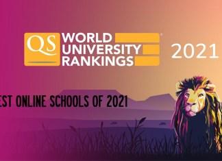 15 BEST ONLINE SCHOOLS OF 2021