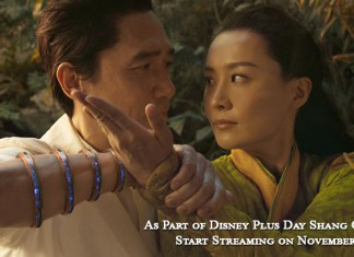 As Part of Disney Plus Day Shang Chi Will Start Streaming on November 22