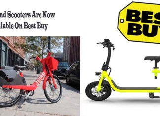 Bikes and Scooters Are Now Available On Best Buy