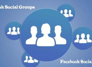 Facebook Social Groups