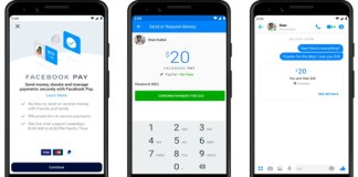 How to Pay With Facebook Pay