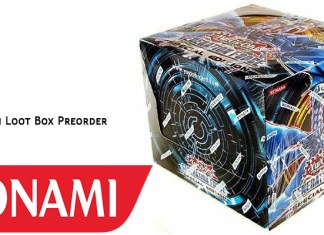 Konami Loot Box Preorder