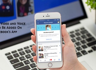 Rumored Video and Voice Call to Be Added On Facebook's App