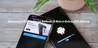 Samsung Is Rolling Out an Android 12 Beta to Galaxy S21 Owners