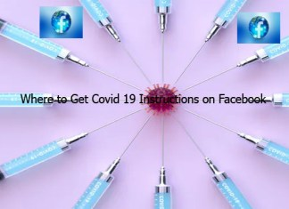 Where to Get Covid 19 Instructions on Facebook