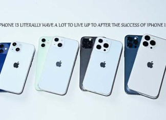iPhone 13 Literally Have a Lot to Live Up To After the Success of iPhone 13