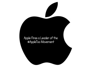Apple Fires a Leader of the #AppleToo Movement