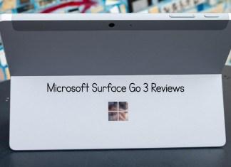 Microsoft Surface Go 3 Reviews