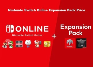 Nintendo Switch Online Expansion Pack Price