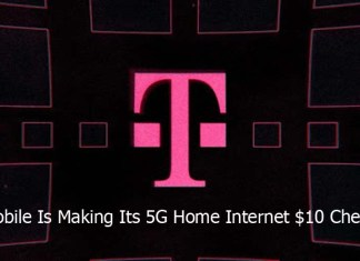 T-Mobile Is Making Its 5G Home Internet $10 Cheaper