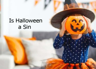 Is Halloween a Sin