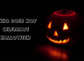 Who Does Not Celebrate Halloween