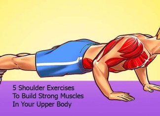 5 Shoulder Exercises To Build Strong Muscles In Your Upper Body