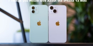 7 Things you Would love About the iPhone 13 Mini