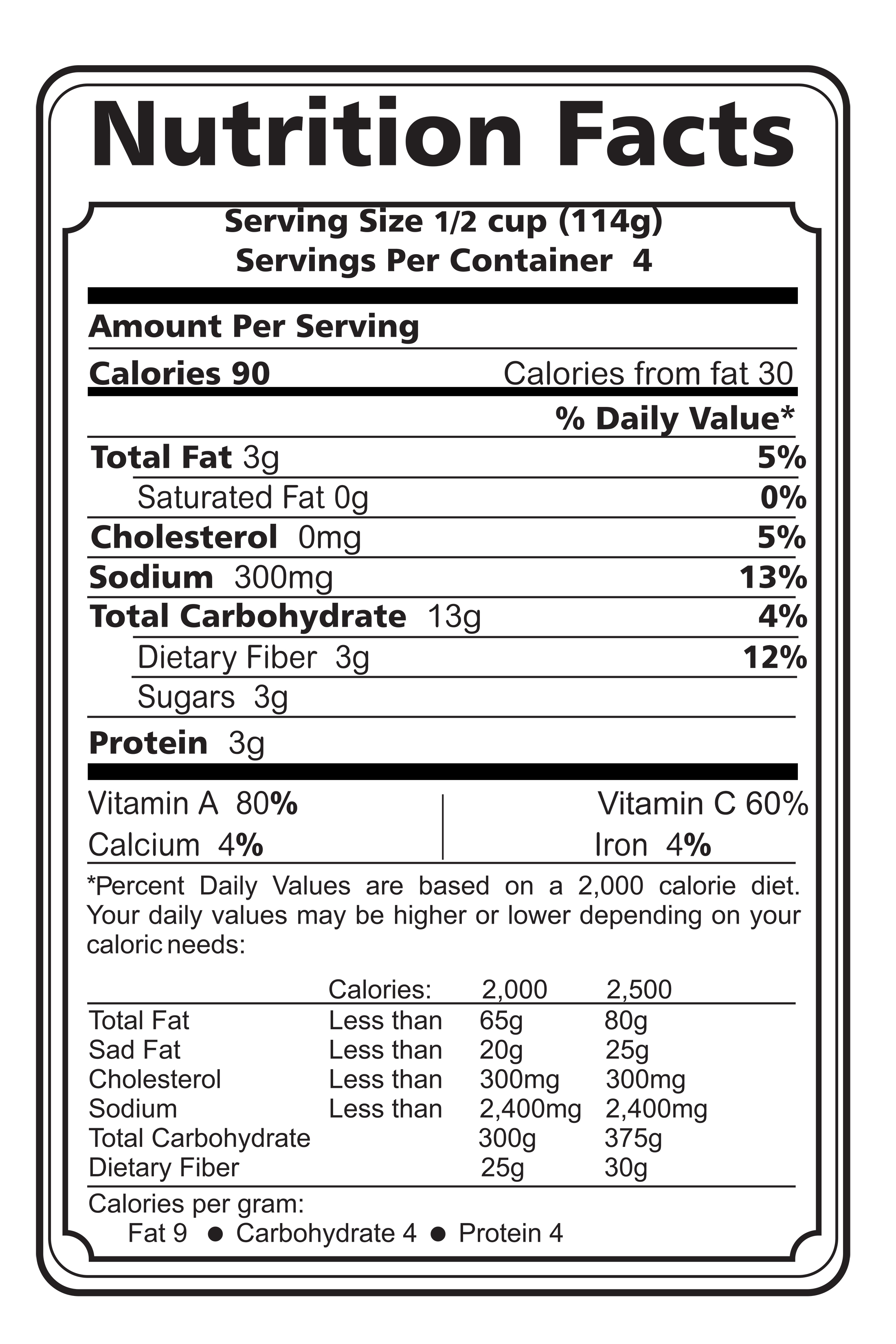 Nutrition Label Worksheet Free Worksheets Library