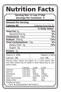 Nutrition Label Worksheet Free Worksheets Library ...