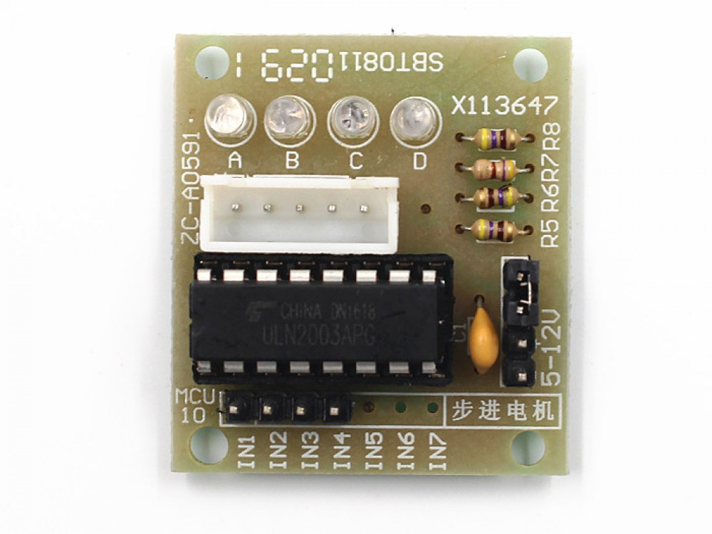 Relay Board To Arduino
