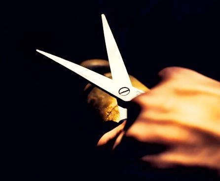 scissors dressmaking