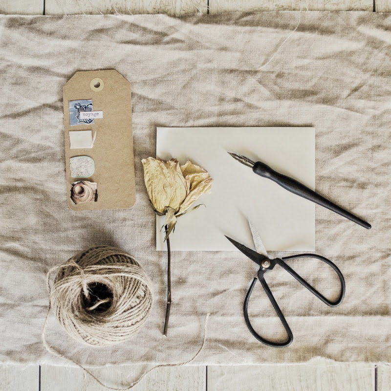 hand sewing dressmaking