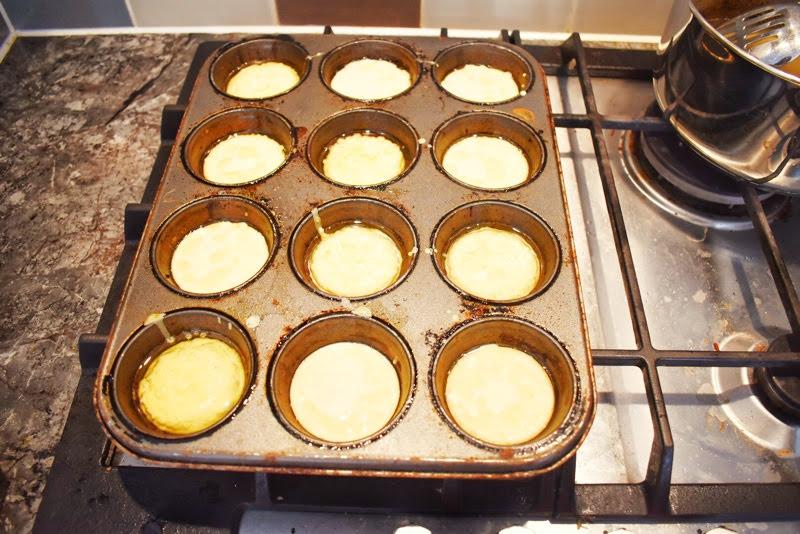 Yorkshire pudding batter