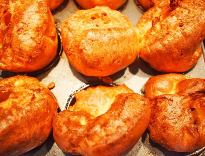 Yorkshire pudding homemade recipe
