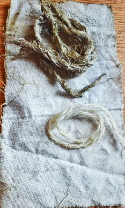 fabric dyeing with hardy hibiscus