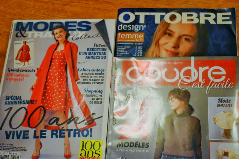 french sewing magazines