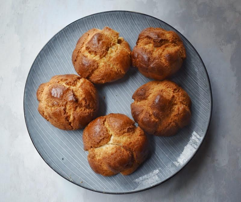 Hong Kong style buns
