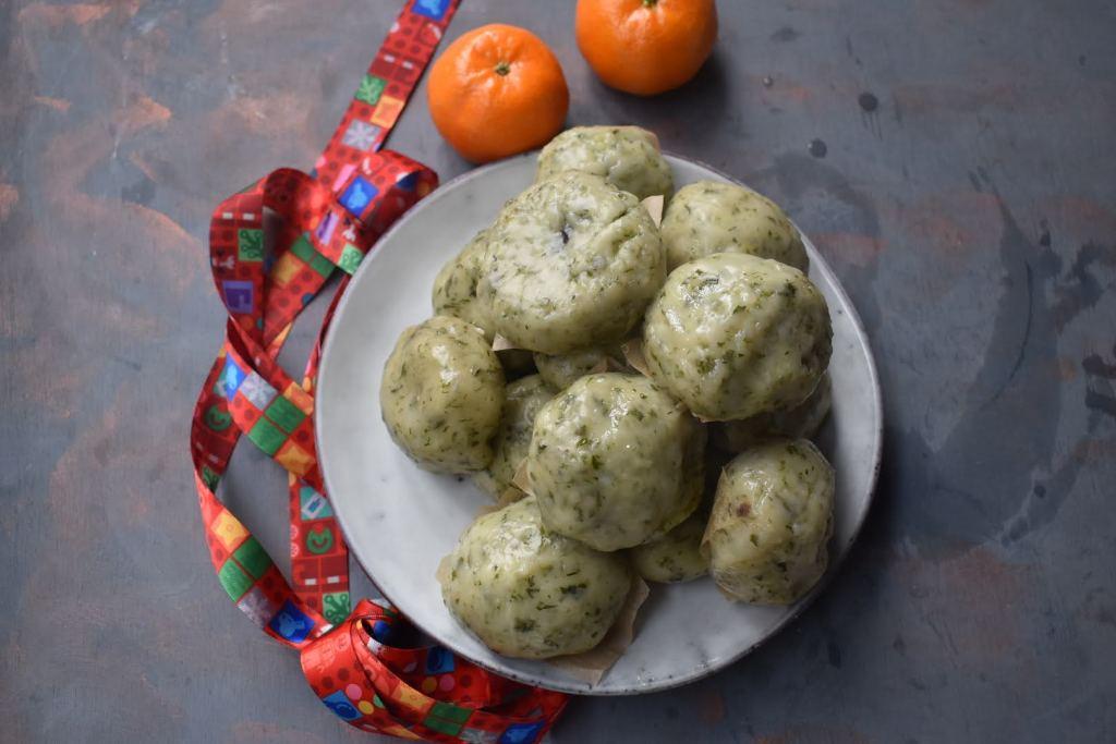 How to make mugwort dumplings