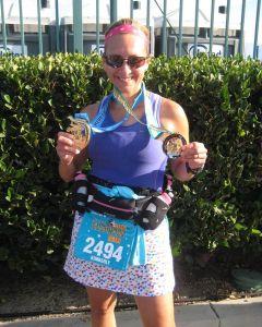 Throwback to my 1st runDisney Disneyland race and 1st Coasthellip