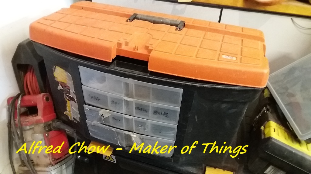 Need a new toolbox…