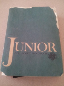 Evangeline's Junior Girl Scout Manual