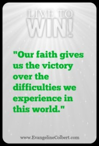 Live to win - Faith