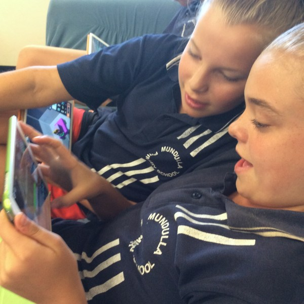 How Mundalla PS Students used Design Thinking to Create Ideas for a New Town Entrance Sign