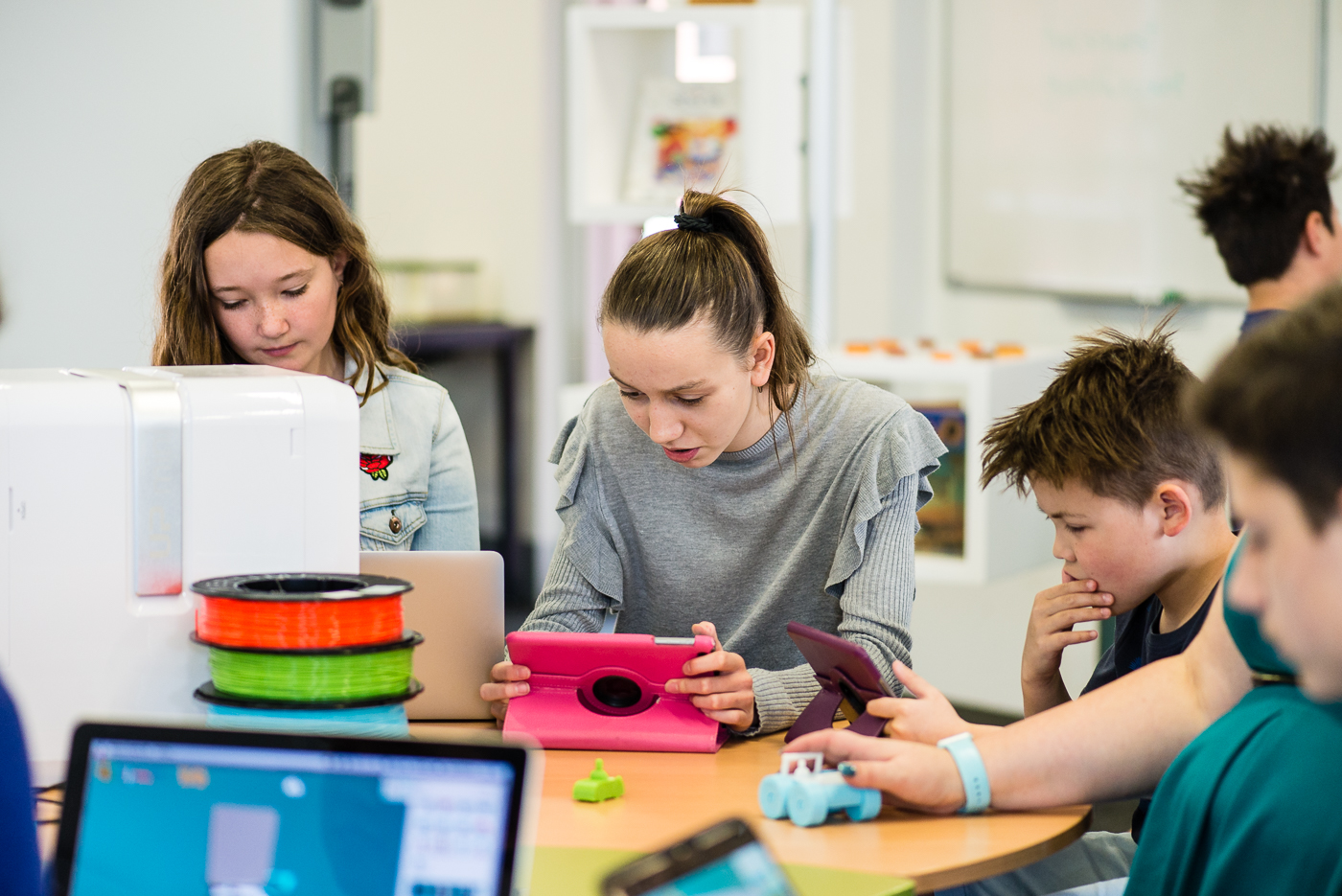 Toyota Community Trusts Funds STEM project in Melbourne