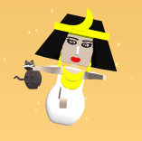 My Makers Empire Avatar - Cleopatra edition