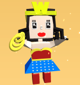 My Makers Empire Avatar - Wonder Woman Edition