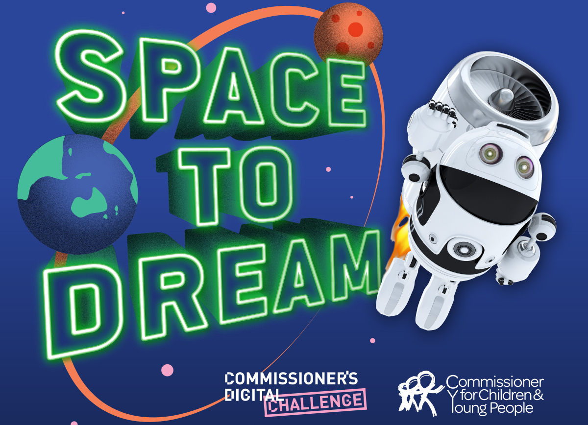 Space To Dream Challenge Commissioner S Digital Challenge