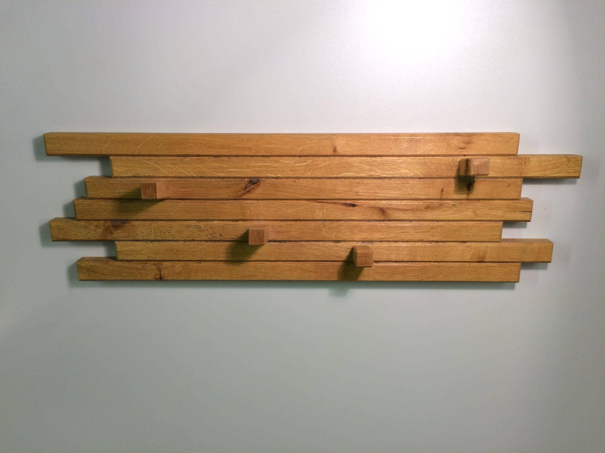 Wooden Coat Rack Oak Coat Hooks Makers Of Fine Furniture