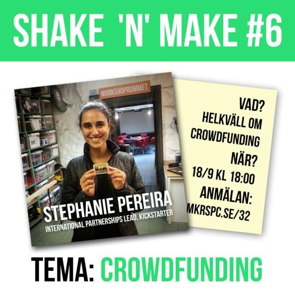Shake'n'Make #6