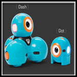 dash and dot makerspace material