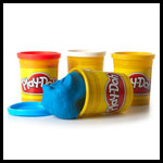 playdoh makerspace material makerspace project
