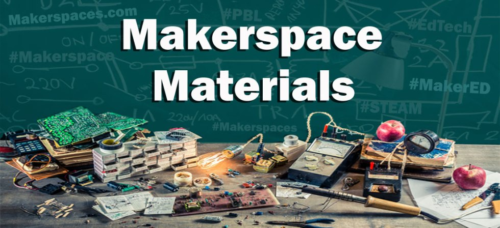 100+ Makerspace Materials & Products w/ Supply List - Makerspaces.com
