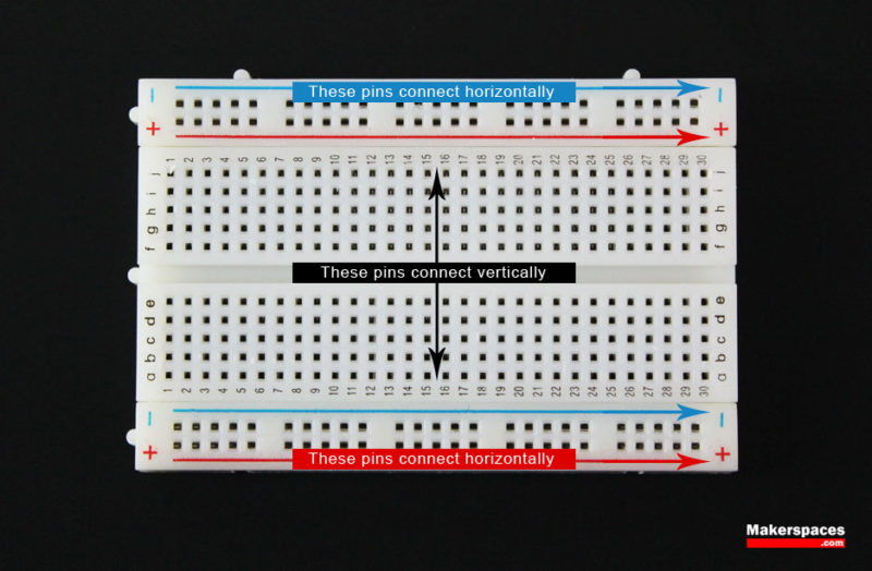 Arduino Uno Tutorial Basic Circuit Breadboarding Youtube